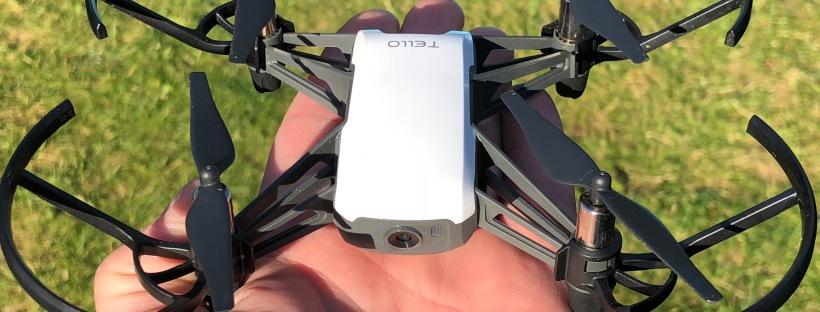 neue Tello Firmware erlaubt bis 30 Meter Flughöhe – schaut einfach