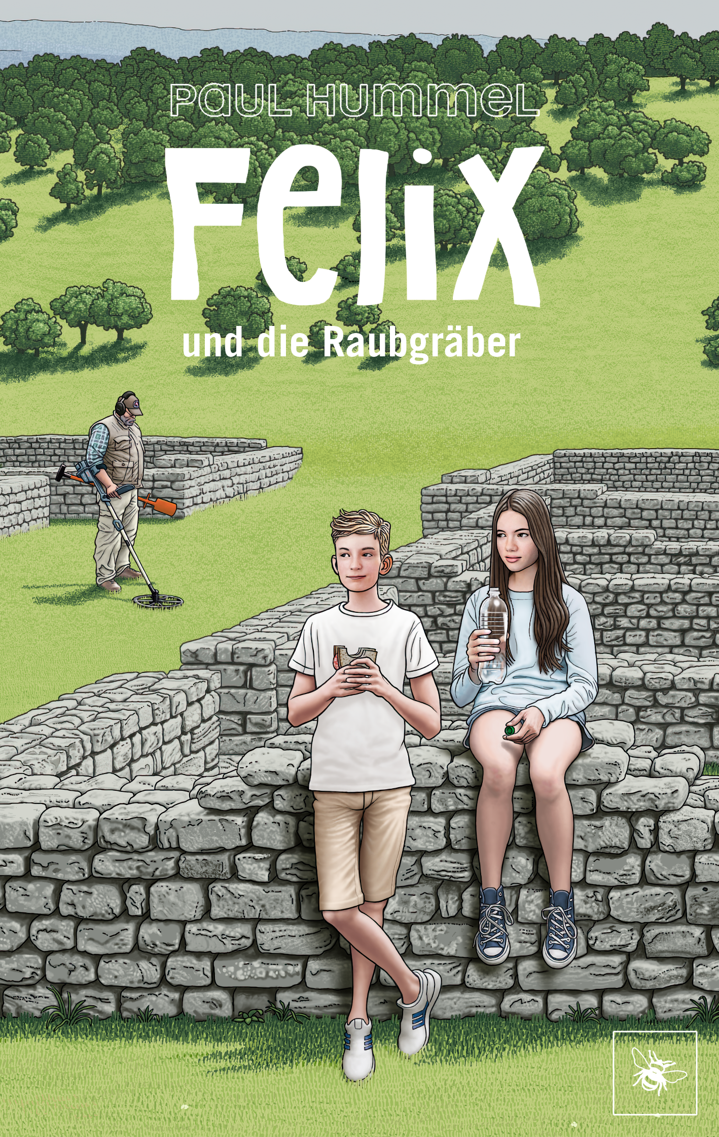 paul-hummel_felix-und-die-raubgraeber_cover